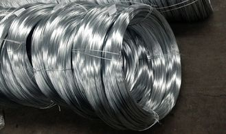 China Heavy Zinc Coating Spring Galvanized Steel Wire 1.0-5.0mm Main Single For Stranded Conductors supplier