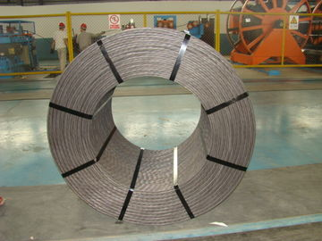 "Good Quality Steel Wire Cable & Low Relaxation Prestressing Concrete Strand 0.5"",06"" on sale"