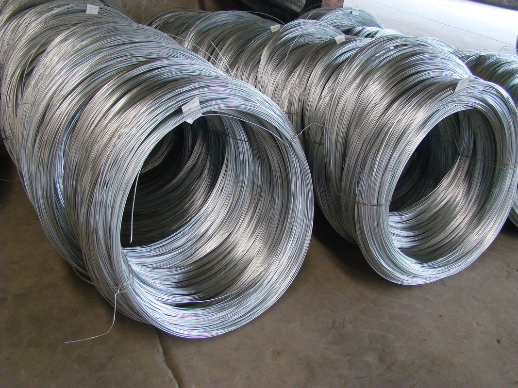 High Tensile Strength Galvanized Steel Core Wire , ASTM B 498 Class ...