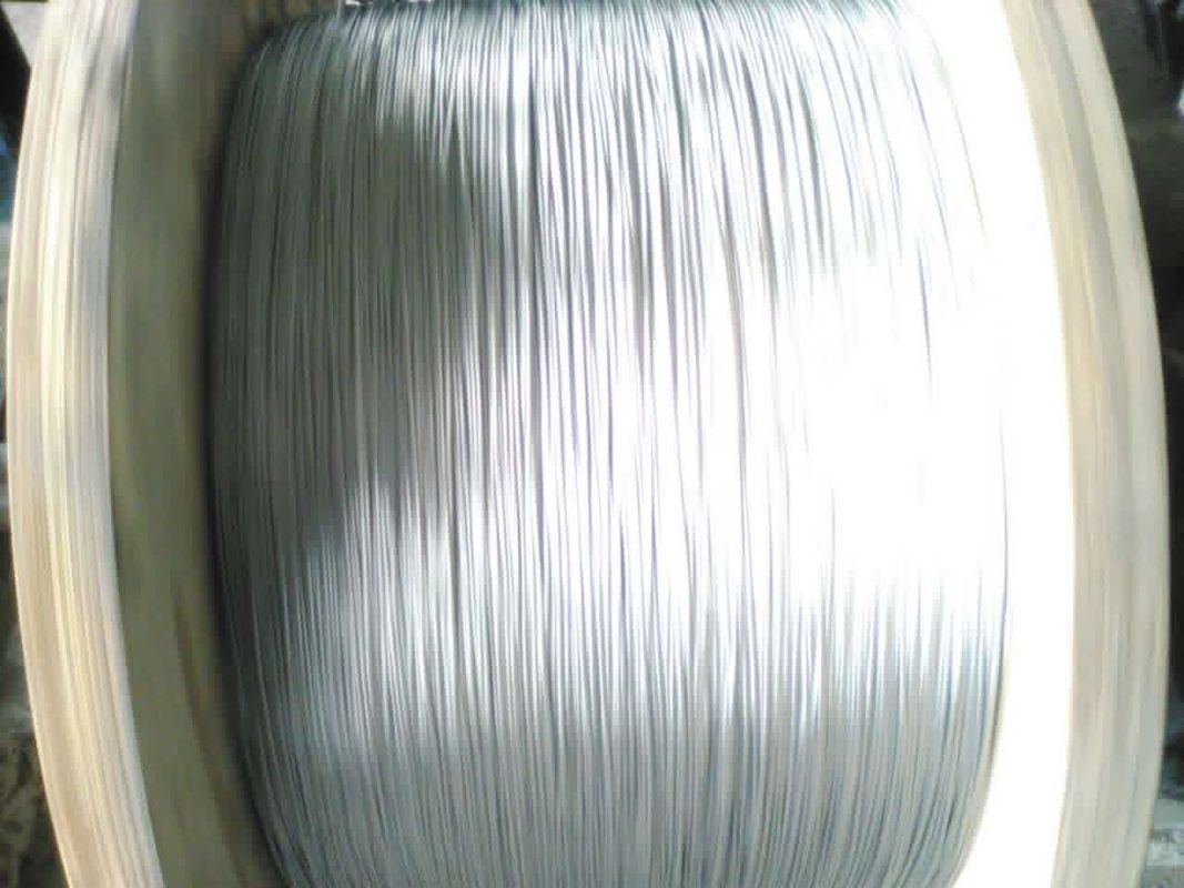Smooth Surface Zinc Coated Steel Wire Stranded 7/0.33mm For Making ...