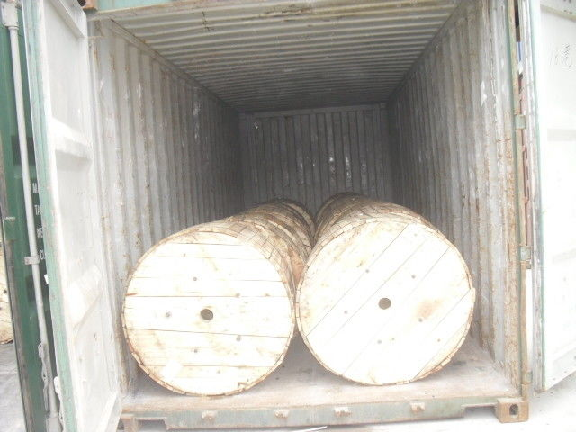 3/8 Inch Galvanized Steel Cable As Per ASTM A 475 Class A With Packing 5000ft / Reel