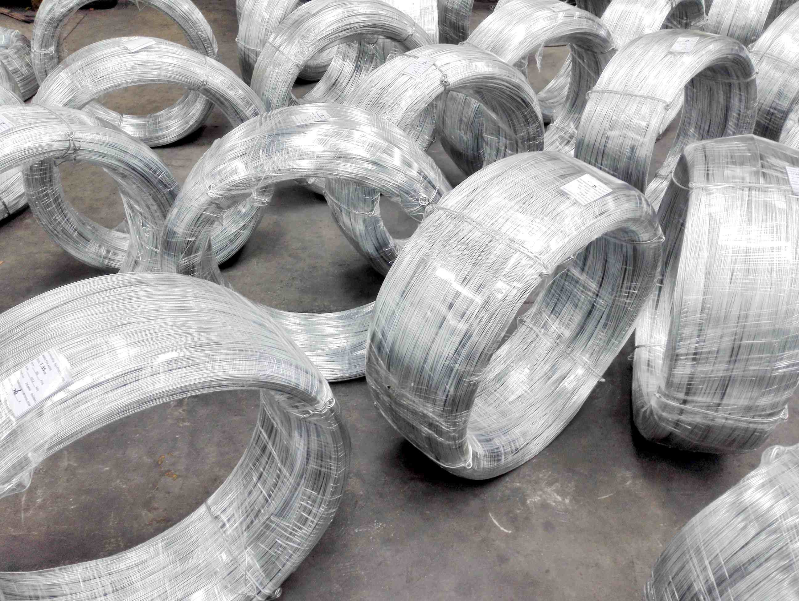 ASTM B 498 /ASTM A 475 Galvanized Steel Wire for Galvanized Steel ...