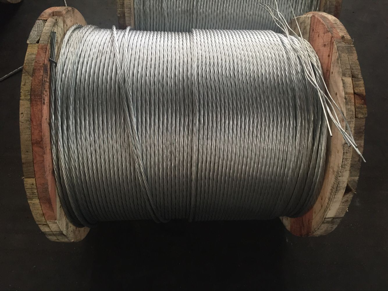 Clear Surface Galvanized Steel Wire Strand Metal Cable Wire With ...