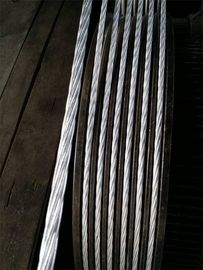 7 Strand Galvanized Steel Wire Cable For Stay Wire Grade 1150 As Per BS 183