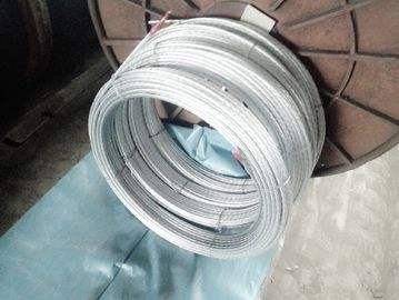 ASTM A 475 BS 183 Galvanized Steel Wire Strand Earth Wire For Ground Support