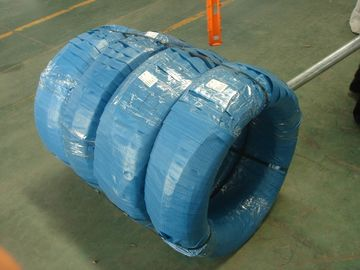 7x2.8mm CE Approved Galvanized Steel Cable , Hot Dip Galvanized Steel Wire For Fencing