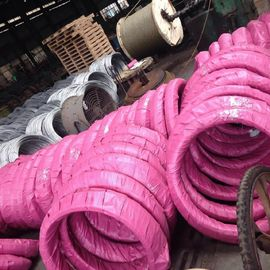 Zinc - Coated Galvanized Steel Core Wire For Aluminum Conductors / Steel Reinforced