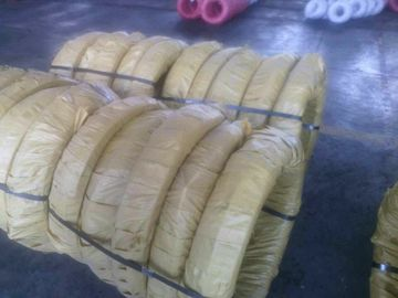 China 7/3.25mm 7/4.0mm Galvanized Steel Wire Cable Tensile Strength 1000-1550 MPA factory