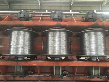 Concentric Lay Stranded Aluminum Clad Steel Wire Conductors Without Sheath Material