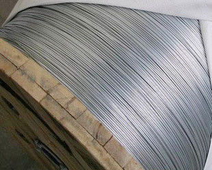High Strength Aluminum Underground Wire Clad Steel Cable For Strand Lightning Protection Cable