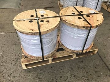 Galvanized Steel Wire Strand For Stay Wire As Per BS 183 , EN10244-2 Main Size 7x3.25mm , 7x4.0mm