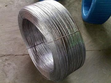High Carbon Wire Rod Galvanised Steel Wire Strand For Farm , High Tensile Strength