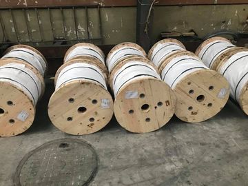 China 7 / 16 X 5000 FT 1X7 EHS Galvanized Guy Strand Wire Class A Zinc - Coating factory