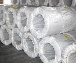 Hot - Dipped Steel Wire Galvanized For Armouring Cable , Packing 5-800kgs / Coil