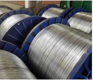 Acs Aluminium Clad Steel Wire For Electric Conductor Overhead Ground Wire