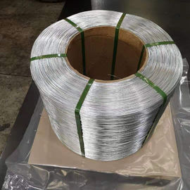 3.05mm Hot Dipped Galvanized Steel Wire For ACSR Conductor With Z2 Packing
