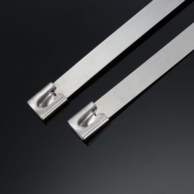 0.38mm 0.58mm Thickness CE Stainless Banding Strap