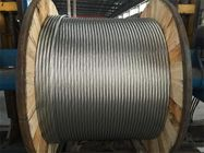 Bare Aluminium Conductor Steel Reinforced ACSR Cable With High Voltage