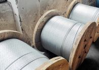 Zinc Coated Steel Wire Strand F8 For Communication Lines And Towers As Per ASTM A 475 Class A EHS