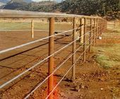 "Cattle Yard Fence Steel Wire Strand 7/16"" Galvanized Strand Packing On Drum"