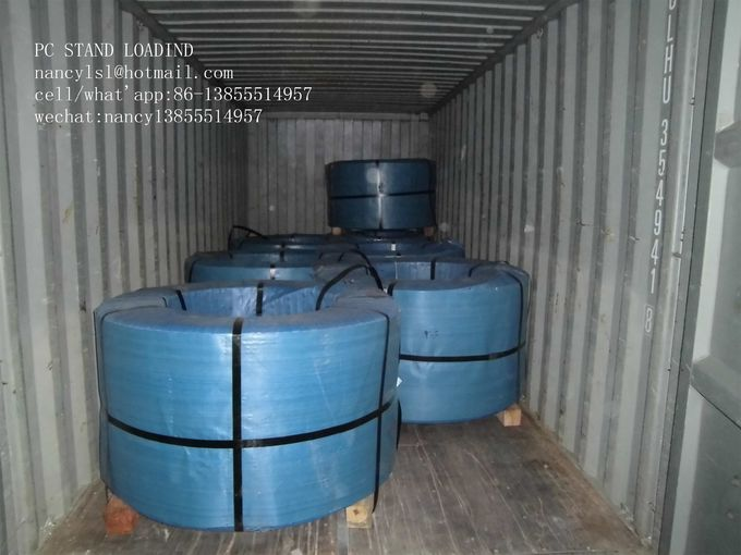 Cold Heading PC Steel Wire 1860 Mpa SWRH 82B For Poles And Water Towers